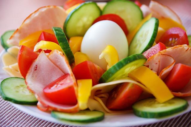 alimentation variée, équilibrée et raisonnée